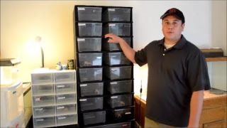 Reptile Room Tour, Breeding Set Up : Citrus Reptiles